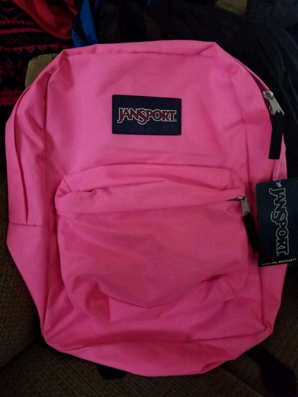 66aff79cd29 Used Jansport backpack NWT for sale in Indianapolis - letgo