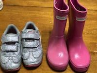 Selling sparkly toddler Puma shoes La Mirada, 90638