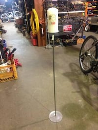 Metal Candle Stand 3feet $5 New Westminster, V3M 3P1