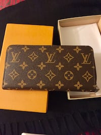 Lv high quality wallet