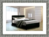 Twin platform bed free mattress and delivery Alexandria, 22305
