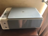 HP PSC all in one printer, copier and scanner used new 6 km