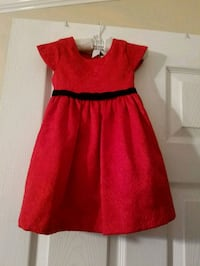 Holiday Dress Size 18month  Metairie, 70006