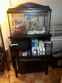 Fish tank and stand Burnaby, V5B 1W4