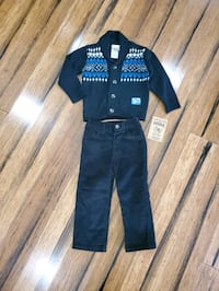 New with tags 24 months boys outfit