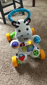 Baby walker has batteries too and works great Chesapeake, 23325