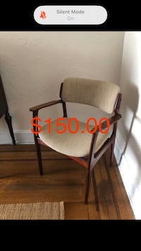 Mid century chair Washington