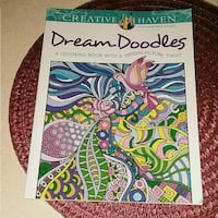 Creative Haven - Adult Coloring Book