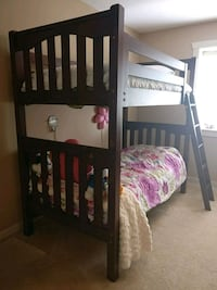 bunk bed two twin beds Surrey
