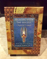 Healing With the Angels Oracle Cards Calgary, T2Z 1W9