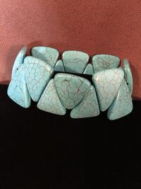Antique style turquoise bracelet. Perfect Christmas gift. Walker, 70785