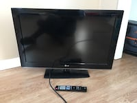 32 inch LG Television Coventry, 02816