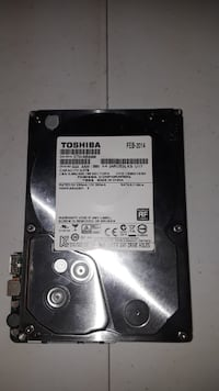Toshiba Hard Drive Chantilly