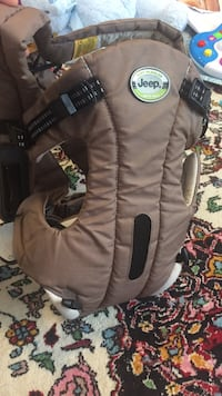 Jeep Baby Traveler Carrier