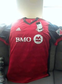 Toronto FC  mis authentic home Jersey not worn Toronto, M4A 2W1