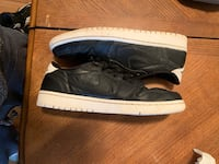 pair of black Nike Air Force 1 low shoes Winchester, 22602
