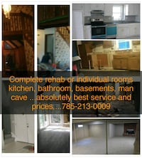 Home remodeling Topeka, 66605