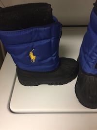 Ralph Lauren snow boots for toddlers West New York, 07093