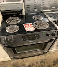 "❥Used Frigidaire cooktop 30"" slide in stove- Seaford"