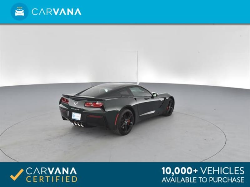 2014 Chevrolet Corvette Stingray Z51 Coupe 2D f4dfcc15-3bb9-4e45-8113-b5f29d5e02ac