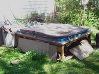 Free hot tub, only KENT