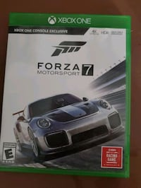 Xbox One Forza Motorsport 6 game case Toms River, 08753
