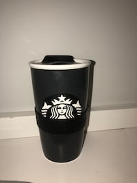 Black and white starbucks tumbler London, N6A 2C6