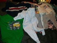 baby's assorted clothes Beaumont, 77701