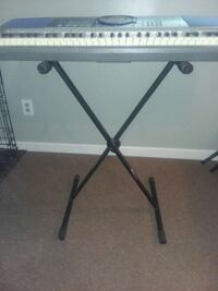 Used Keyboard and Stand  Maryville, 37803