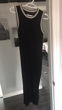 Black Fitted dress***
