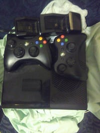 Xbox 360 controllers&console with battery charger  Richmond, 23225