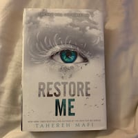Restore me book Kitchener, N2M