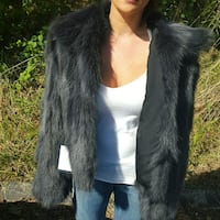BRAND NEW WITH TAG FOX FUR COAT Mount Airy, 21771