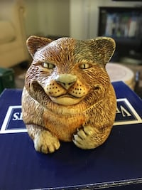 Cheshire Cat Very Important Pots Box Figurine Tucson, 85730