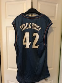Jerry stackhouse wizards jersey  Waterloo, N2T