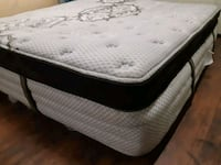 Thick king mattress 500. delivery available  3150 km