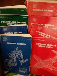 Aviation Books for maintenance training Brossard, J4Y 1A6