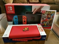 red Nintendo 3DS with box Upland, 91786