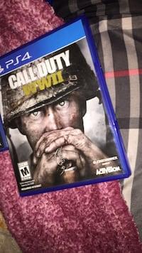 Call of duty ww2ps4 game  Greenville, 29611