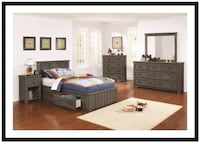 HOT PRICE  $49 DOWN GETS YOU A TWIN BEDROOM SET TODAY!!!! Richardson