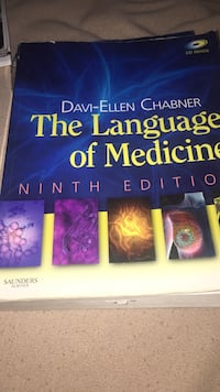 The language of medicine ninth addition  There a couple of pages that have notes on them. Calgary, T2A 7N1