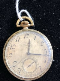 Pocket watch Gold fill  Indio, 92201