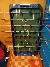 blue and brown foosball table Crossville, 38555