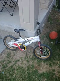 white and red BMX bike Brampton, L6Z 0B4