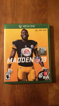 Madden nfl 15 xbox one game Mount Airy, 21771