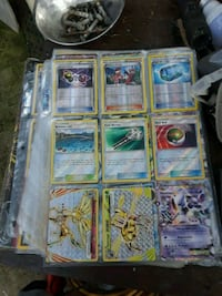 assorted Pokemon trading card collection Pacheco, 94553