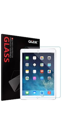 """Tempered Glass Screen Protector for iPad 9.7""""(2017)/Pro 9.7/Air 2/Air"""