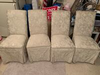 Chairs set of 4 Sterling, 20165