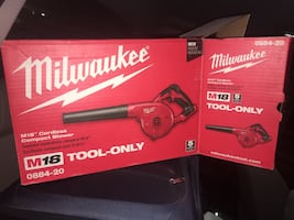M18 Milwaukee Blower  (TOOL ONLY)