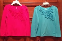 LS tulle and sequence top Woodway, 76712